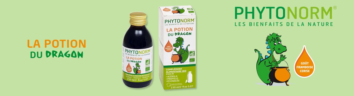 Silde La Potion du Dragon