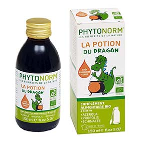La potion du Dragon